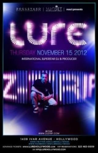 Z-Trip @ Lure Nightclub