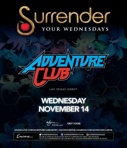 Morgan Page w/ Adventure Club @ Surrender Nightclub