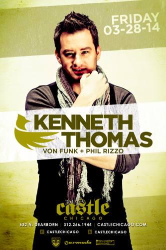 Kenneth Thomas @ Castle