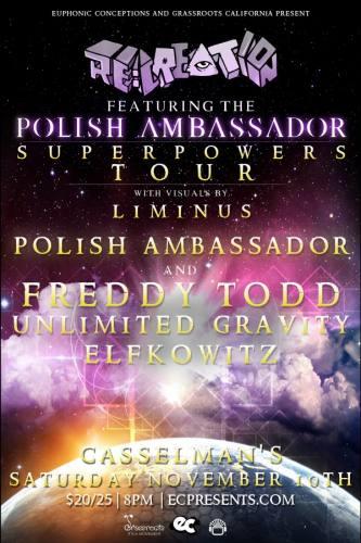 RE:CREATION: The Polish Ambassador (Denver, CO)