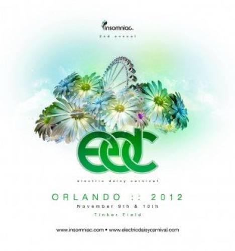 Electric Daisy Carnival Orlando 2012