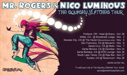 DassWassup v.23 w/ Mr Rogers + Nico Luminous
