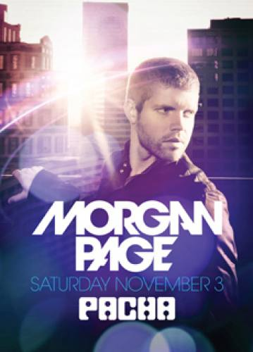 Morgan Page @ Pacha NYC