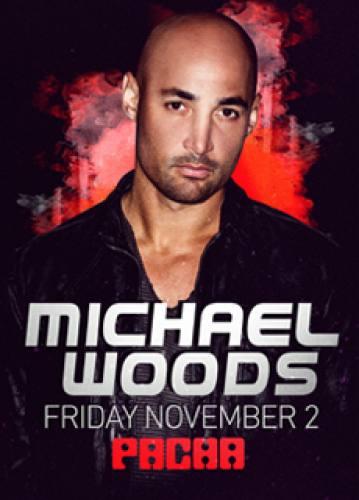Michael Woods @ Pacha NYC
