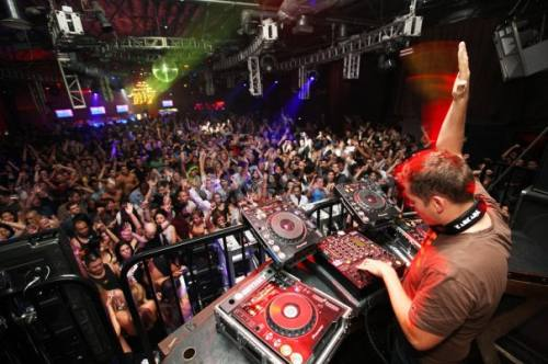 Kaskade @ Marquee Nightclub (10-31-2012)