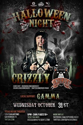Crizzly @ Texas Music Theater