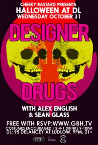 Designer Drugs @ Webster Hall