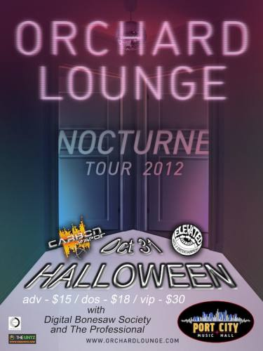 Orchard Lounge Halloween Party