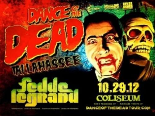 Fedde Le Grand @ Coliseum Tallahassee
