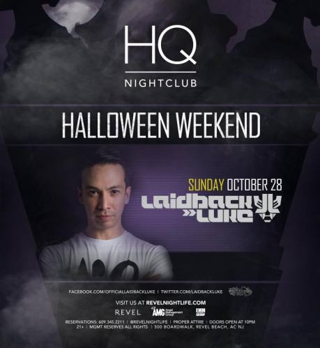 Laidback Luke @ HQ Nightclub