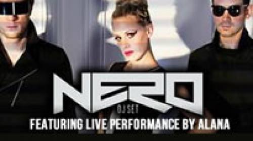 NERO (DJ) @ Manhattan Center Hammerstein Ballroom