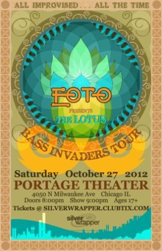 EOTO @ Portage Theater