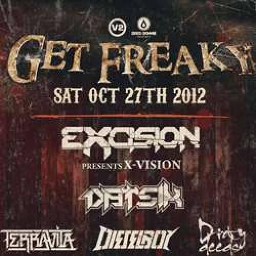 Get Freaky 2012