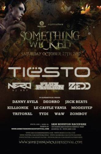 Something Wicked 2012