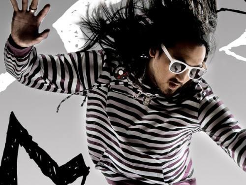 Steve Aoki & Deniz Koyu @ Surrender Nightclub