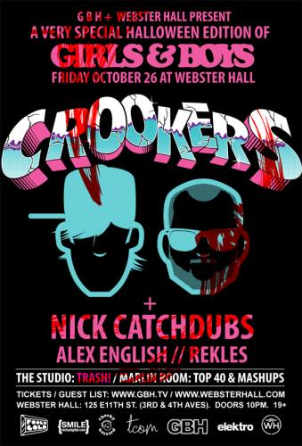 Crookers @ Webster Hall