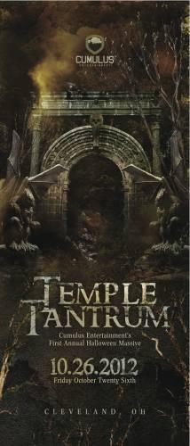 Temple Tantrum