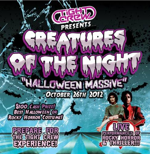 Creatures of the Night 2012