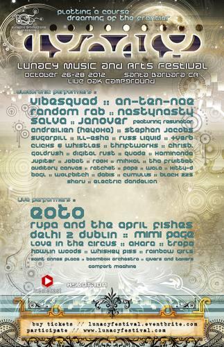 Lunacy Festival