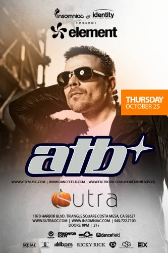 ATB @ Sutra (10-25-2012)