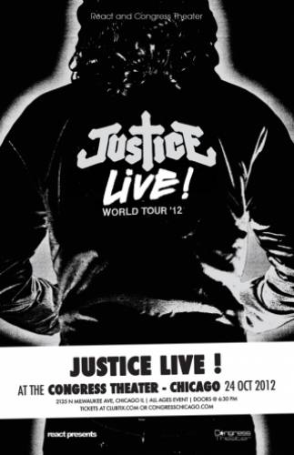 Justice @ Congress Theater