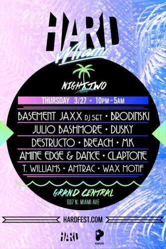 HARD Miami: Night Two