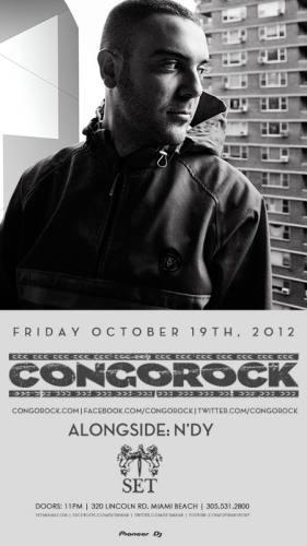 Congrorock @ SET