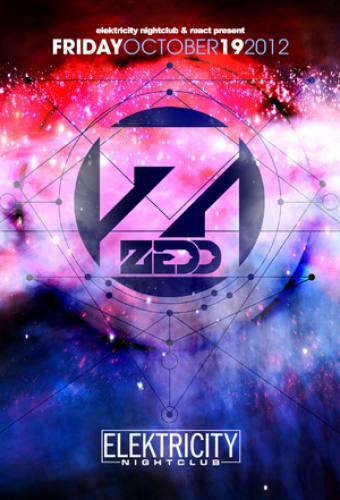 Zedd @ Elektricity