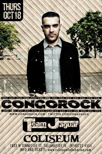 CONGOROCK @ Coliseum Tallahassee