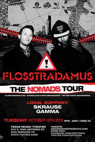 Flosstradamus @ Texas Music Theater