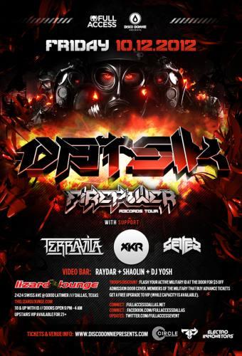 Datsik @ Lizard Lounge