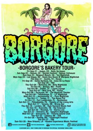 Borgore @ The Honeypot