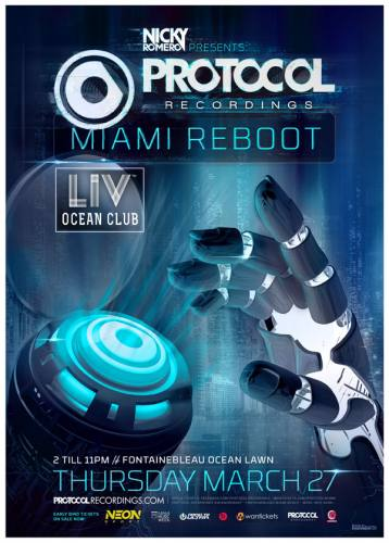 Nicky Romero presents Protocol Miami