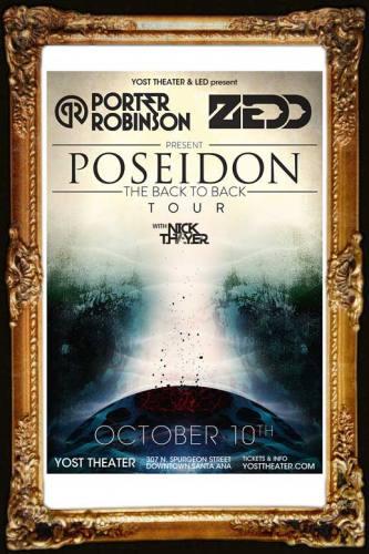 Porter Robinson & Zedd @ Yost Theater