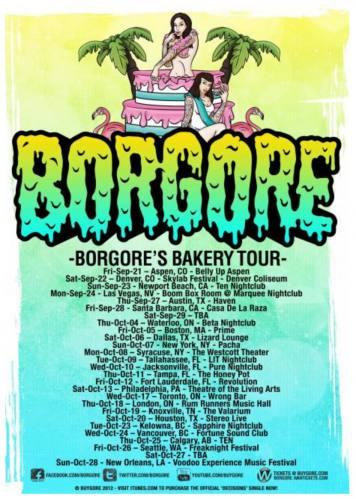 Borgore @ LIT Nightclub