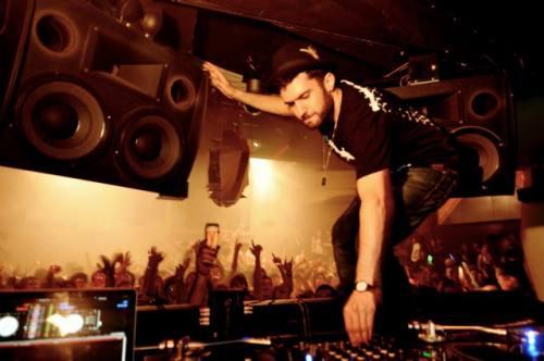 A-Trak @ Marquee Nightclub (10-07-2012)