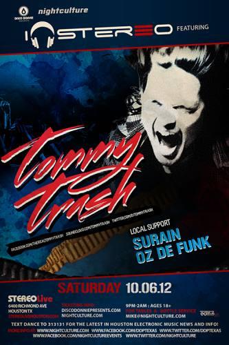 Tommy Trash @ Stereo Live
