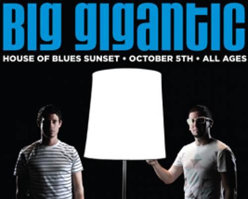 Big Gigantic @ House of Blues - Sunset Strip