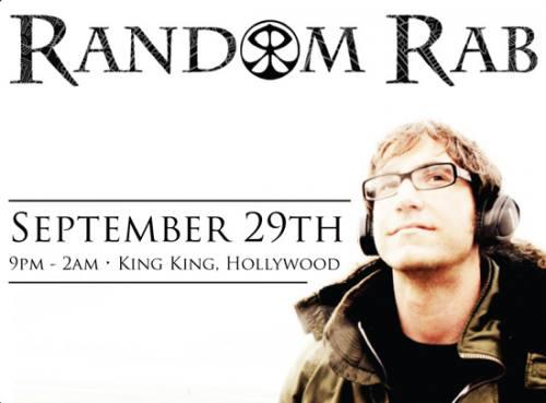 Random Rab @ King King