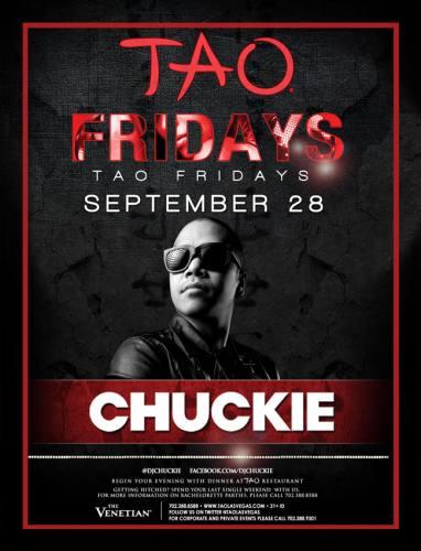 Chuckie @ Tao