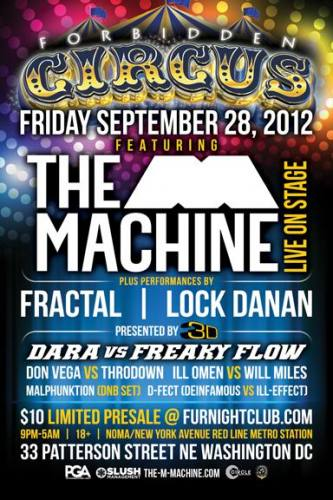 M Machine @ Fur Nightclub