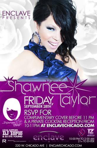 SHAWNEE TAYLOR @ Enclave