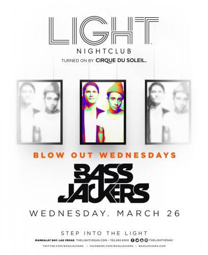 Bassjackers @ Light Nightclub (03-26-2014)