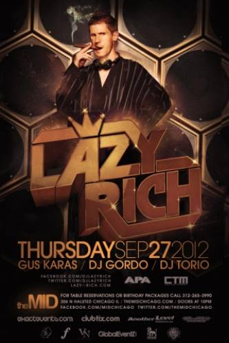 Lazy Rich @ The MID
