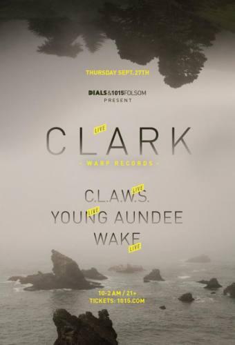 CLARK - LIVE!