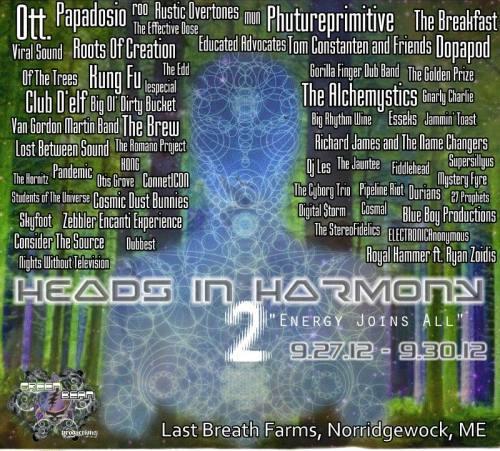 Heads in Harmony 2