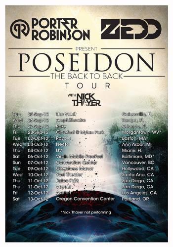 Porter Robinson & Zedd @ Vault Nightclub