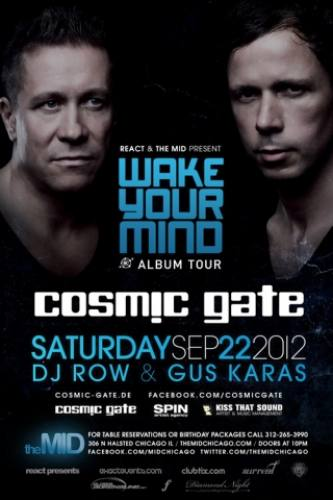 Cosmic Gate @ The MID