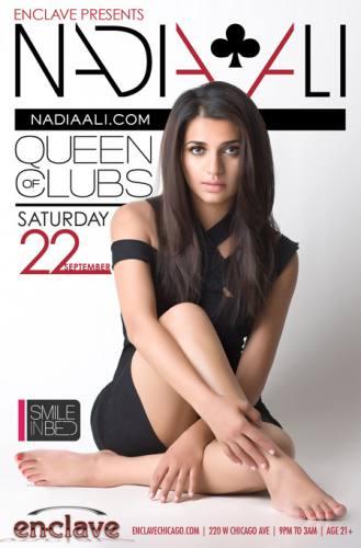 Nadia Ali @ Enclave