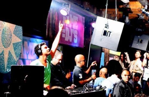 R3hab @ Encore Beach Club (9/22/12)